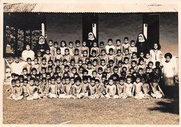 WALLIS-et-FUTUNA  -  Cliché De Religieuses Avec Des Enfants à WALLIS  - Voir Description - Wallis En Futuna