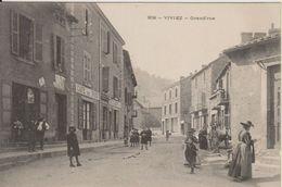 D12 - VIVIEZ - GRAND'RUE - (CAFE DU NORD - RESTAURANT) - France