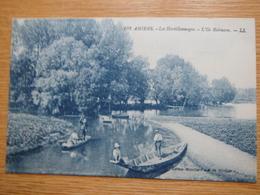 Les Hortillonnages (ile Robinson) - Amiens