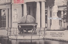 POSTDAM - Allemagne - Orangerie, Denkmal Friedr. Wilh. IV - Globus Aus Peking - 1907 - Potsdam