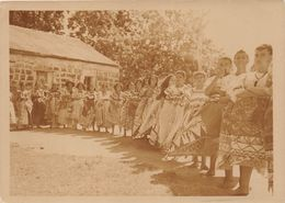 WALLIS-et-FUTUNA  - Cliché De Wallisiennes Un Jour De Fête à WALLIS   - Voir Description - Wallis-Et-Futuna