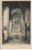 CPA - LODEVE - Chapelle Saint Fulcran - Lodeve