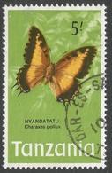 Tanzania. 1973 Definitives. 5/- Used. SG 170 - Tanzania (1964-...)