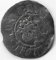Grande Bretagne - Angleterre - Edouard 1er - (1272-1307) Frappe D'Aquitaine - Argent - …-1662 : Monnaies Haut & Bas Moyen-Age