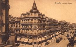 Bruxelles Brussel  Boulevard Anspach   Tram        I 3062 - Lanen, Boulevards