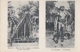 Océanie / Papua New Guinea / Mekeo /  Native Town Hall / Cannibale / Tête Coupée - Papua New Guinea
