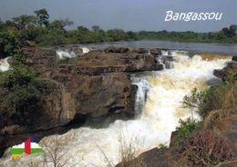 1 AK Zentralafrikanische Republik * Wasserfall Bei Der Stadt Bangassou * - República Centroafricana