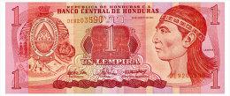 HONDURAS 1 LEMPIRA 2004 Pick 84d Unc - Honduras