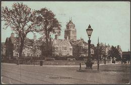 Cardiff Infirmary, Glamorgan, 1911 - Dainty Series Postcard - Glamorgan