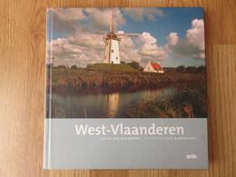 West-Vlanderen 176blz Julien Van Remoortere 2003 Artis - Géographie