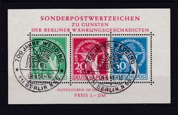 Berlin, Block 1 SSt., Gepr. Schlegel (K 1761) - [5] Berlin