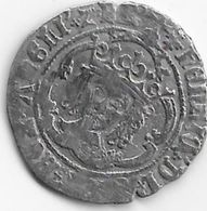 Grande Bretagne - Angleterre - Roi Henri VII - (1485-1509 ) Silver Hammered Groat - Argent - …-1662 : Monnaies Haut & Bas Moyen-Age