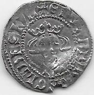 Grande Bretagne - Angleterre - Roi Henri VII - (1239-1307 ) Silver Hammered Groat - Argent - …-1662 : Monnaies Haut & Bas Moyen-Age
