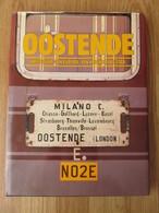 Oostende Kruispunt Van Europa Een Koninklijke Stad 144blz Bernhard Weiss 1985 Mappamundi - Géographie