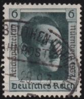 Deutsches  Reich   .    Michel   .      650        .     O     .     Gebraucht   .   /     .    Cancelled - Allemagne