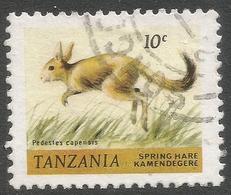 Tanzania. 1980 Wildlife. 10c Used. SG 307 - Tanzania (1964-...)