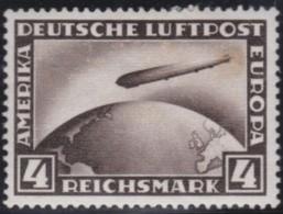 Deutsches  Reich   .    Michel   .   424      .   *     .  Ungebraucht Mit Gummi Und Falz  .  /   .   Mint-hinged - Ungebraucht