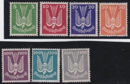 Deutsches  Reich   .    Michel   .   344/349        .        **        .      POSTFRISCH    .  /   .   MNH - Ungebraucht