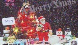 NOËL WEIHNACHTEN (2072) CHRISTMAS KERST NAVIDAD NATALE - Noel