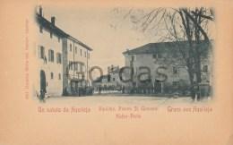Italy - Un Saluto Da Aquileia - Piazza St. Giovanni - Udine