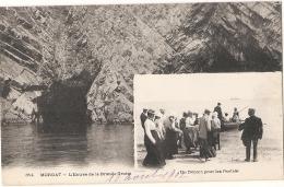***  29  ***   MORGAT L'entrée De La Grande Grotte Un Départ Pour Les Grottes Neuve TTBE - Morgat