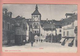 OUDE POSTKAART ZWITSERLAND - SCHWEIZ - SUISSE -  LIESTAL  1900'S - BL Bâle-Campagne