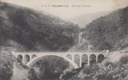 Seyssel 01 - Pont Sur La Rivière Dorche - Seyssel