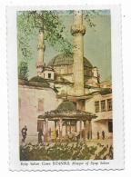 EYUP  SULTAN CAMII ISTANBUL MOSQUE OF EYUP SULTAN  - NV FG - Turchia