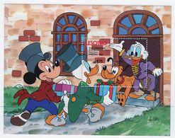 Lesotho 1983 Christmas Walt Disney Unmounted Mint Mini Sheet. - Lesotho (1966-...)