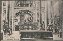 Inneres Der Hofkirche, Innsbruck, Tirol, C.1905-10 - Robert Warger AK - Innsbruck