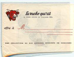 """Vieux Papiers > BUVARDS LOT SERIES """"LE CIRQUE"""" N°1-10 ALAIN SAINFOGAN LA VACHE QUI RIT CHAVANE PAIS  VOIR IMAGES - Collections, Lots & Series"""