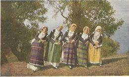 Grèce - Costume De Mégara - Greece