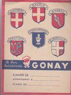 """PROTEGE-CAHIER """"LE BON TEINTURIER GONAY"""" - Protège-cahiers"""