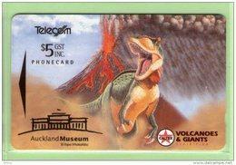 New Zealand - 1995 Tourism - $5 Volcanoes & Giants - NZ-A-103 - Mint - Neuseeland