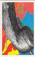 Guernsey Phonecard - £9 100 Years Telecom - Superb Fine Used Condition - Ver. Königreich