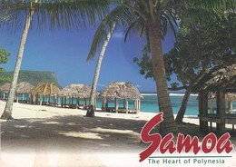 Samoa - Lolomanu Beach Nice Stamp - Samoa