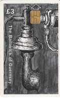 Guernsey Phonecard - £3 100 Years Telecom - Superb Fine Used Condition - Ver. Königreich