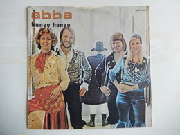 45 Giri - Abba - HONEY HONEY E WATERLOO - 45 G - Maxi-Single