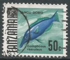 Tanzania. 1967 Definitives. 50c Used. SG 148 - Tanzania (1964-...)