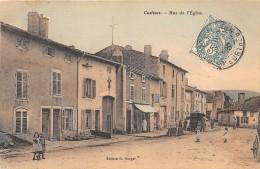 54 - MEURTHE ET MOSELLE / Custines - 542130 - Rue De L'église - France