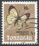 Tanzania. 1973 Definitives. 10c Used. SG 159 - Tanzania (1964-...)