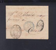 Cuba Letter 1861 - Kuba