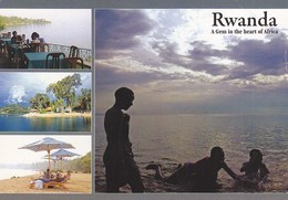 Rwanda - Rubavu Lakeside Resort 2012 Nice Stamps - Rwanda