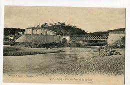 Ref 200 - AGAY - SAINT-RAPHAËL - Vue Du Pont Et De La Gare - Saint-Raphaël