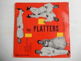 EP 45 Giri - THE PLATTERS - My Prayers - 45 G - Maxi-Single