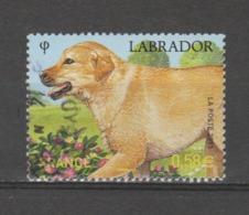 FRANCE / 2011 / Y&T N° 4545 : Labrador - Choisi - Cachet Rond - France