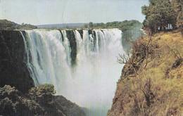 Rhodesia - Victoria Falls Nice Stamps - Zimbabwe