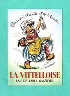 Illustrateur  Germaine Bouret La Vittelloise - Bouret, Germaine
