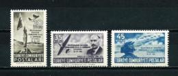 Turquía  Nº Yvert  A-25/7  En Nuevo - 1921-... República