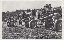 Infanterie-Kanonen - Fotokarte - Militärpost        (P-119-70205) - Matériel